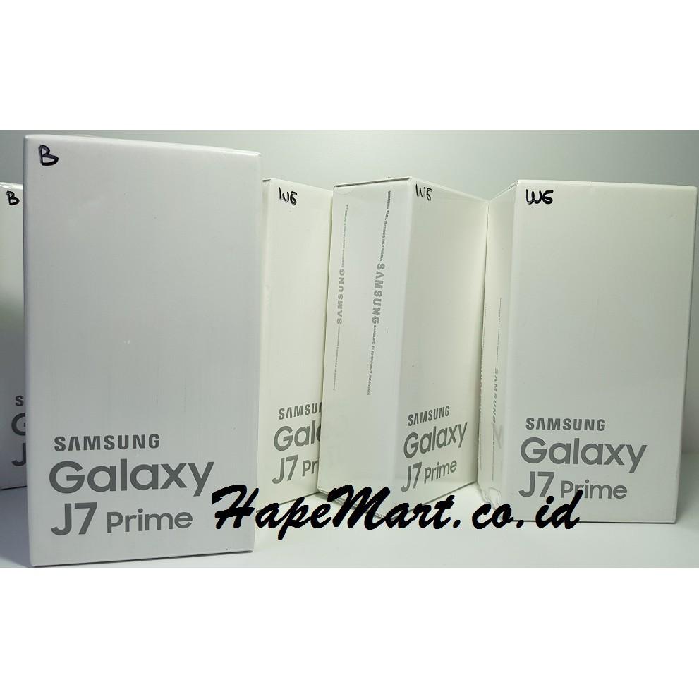 Samsung Galaxy J7 Prime 3 32 Garansi Resmi Sein 1 Tahun Shopee A9 Pro 2016 32gb Hitam Indonesia