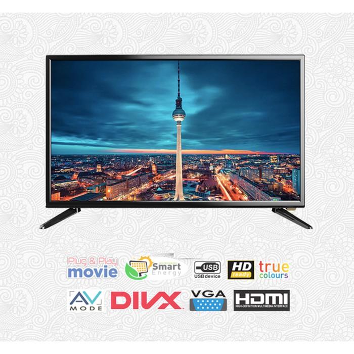 Niko NK-32 Alpha LED TV 32 Inch HD USB Movie