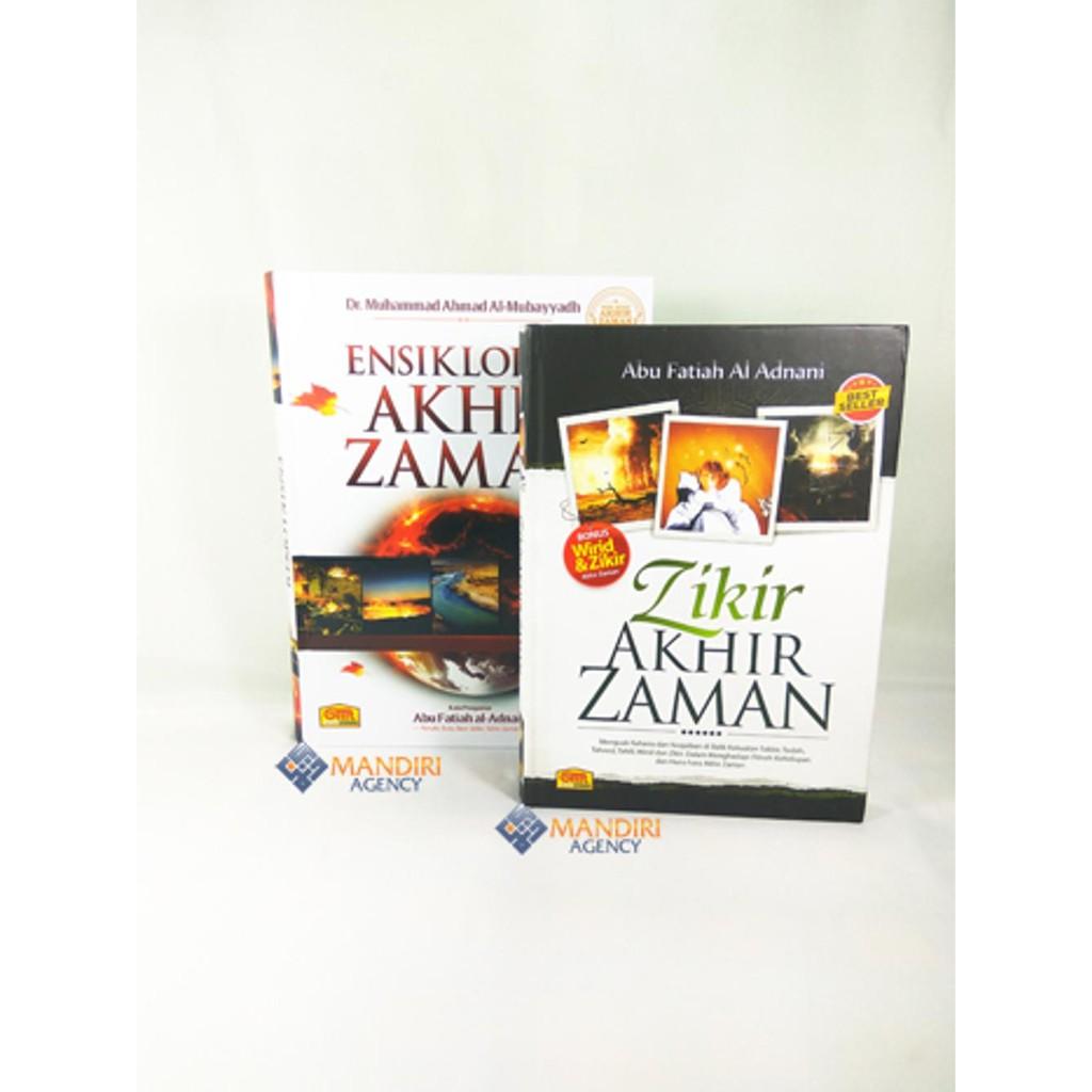 Zikir Akhir Zaman Shopee Indonesia Buku Islam Abu Fatiah Al Adnani