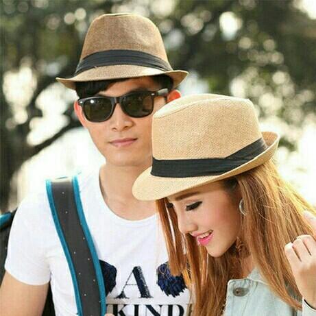 topi murah topi fedora motif tpd  b1366239e6