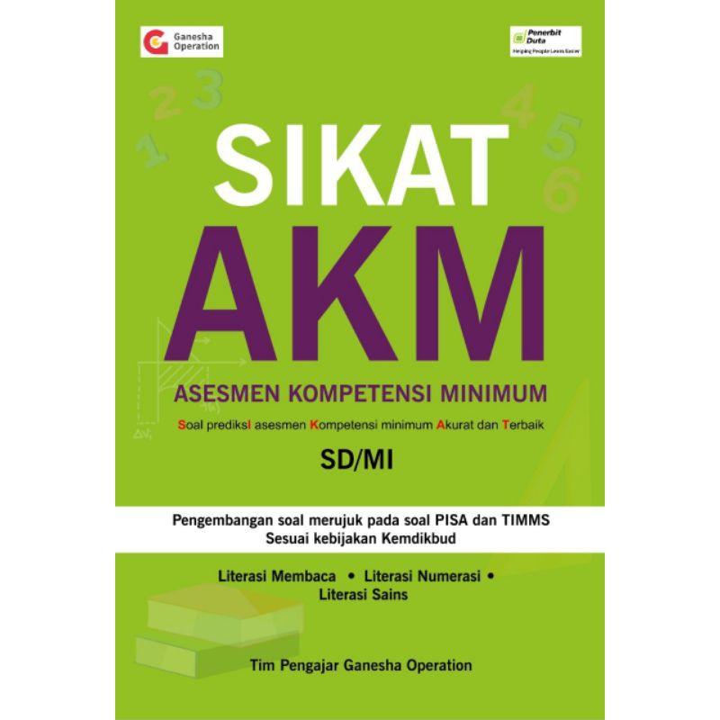 Free Bubble Wrap Terbaru Buku Soal Latihan Sikat Akm Asesmen Kompetensi Minimum Untuk Sd Mi Shopee Indonesia