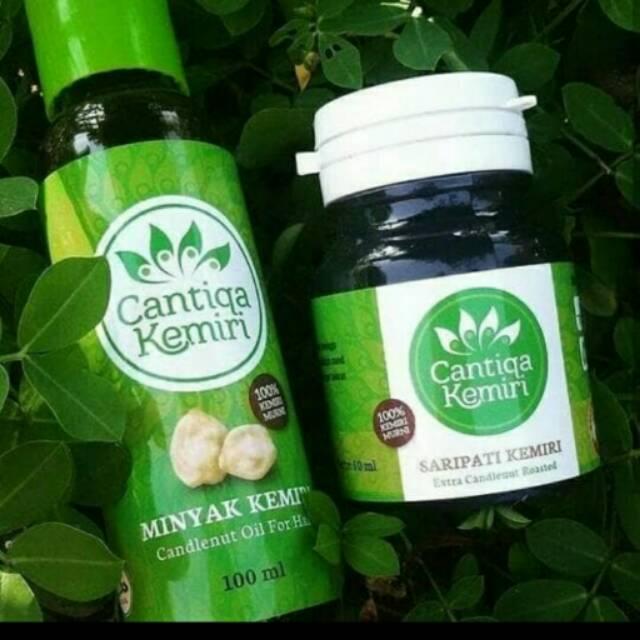 minyak dan saripati cantiqa kemiri | shopee indonesia Minyak Dan Saripati Cantiqa Kemiri