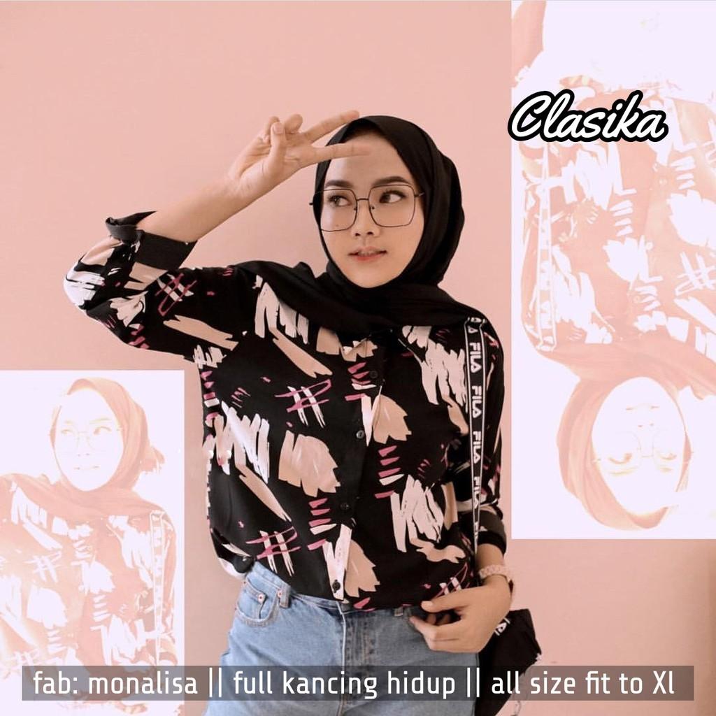 Damai Fashion Jakarta Baju Atasan Tshirt Wanita Fifi 5 Warna Sumber Tee Top Stevie Salur Spandek Putih Konveksi Murah Tanah Abang Shopee Indonesia