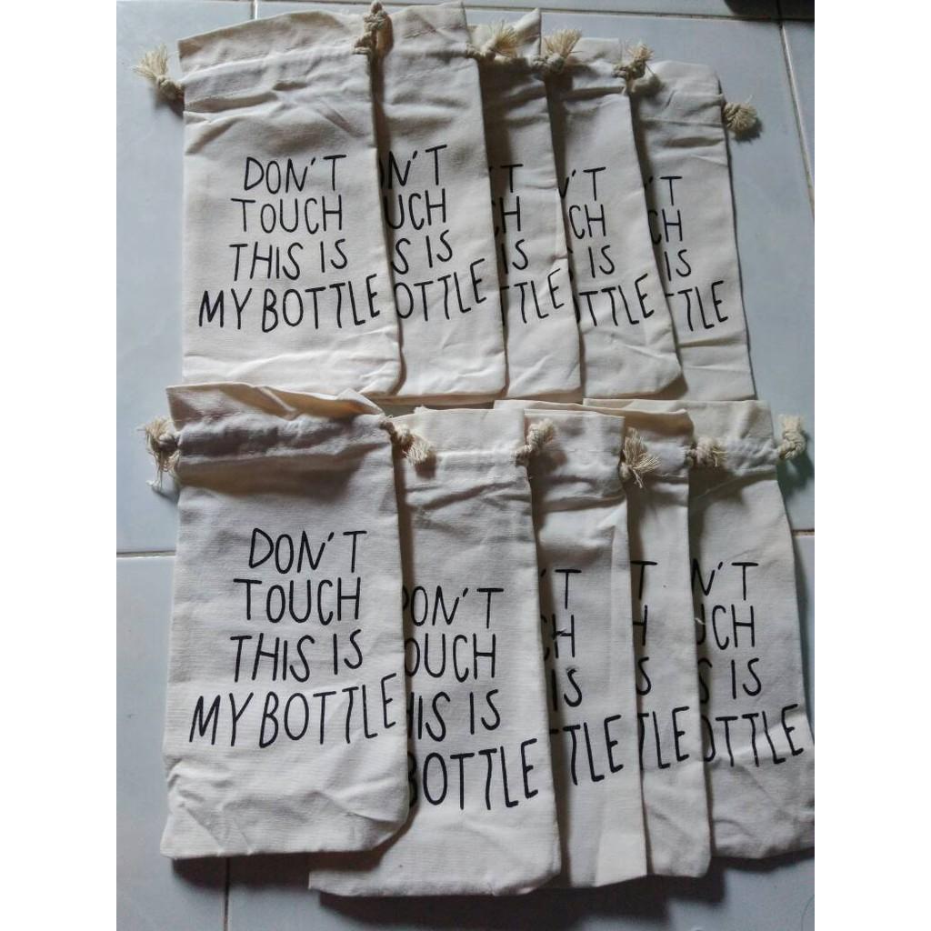 My Bottle Pouch Infused Water Botol Minum Bahan Plastik Tritan Air Infuse Citrus Shopee Indonesia