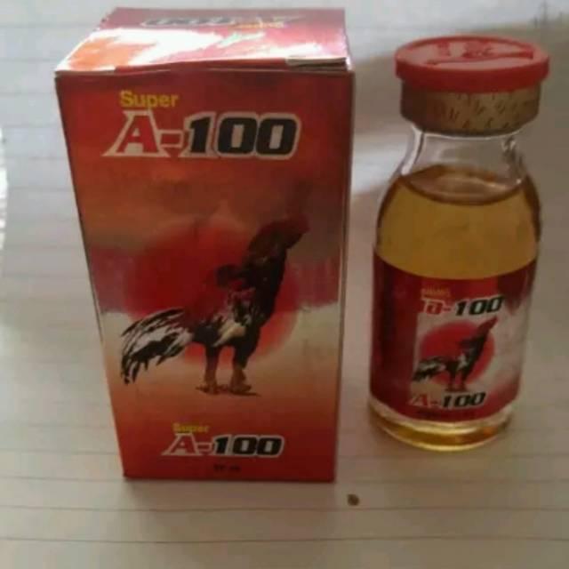 A100 obat jelsi vitqmin ayam /obat ayam