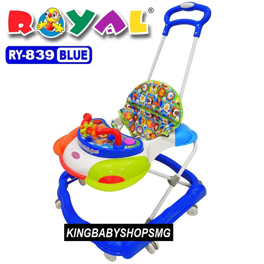 42+ Baby walker royal 839 information