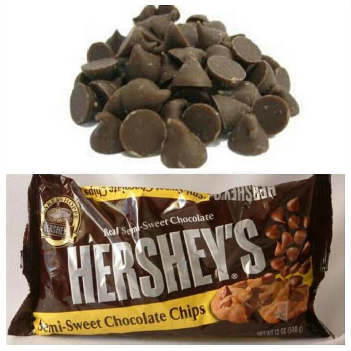 TERMURAH Hershey's Semi-Sweet Chocolate Chips BEST SELLER   Shopee Indonesia