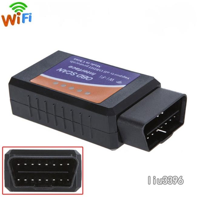 WIFI OBD2 Scanner Code Reader Automotive Diagnostic Tool Car OBDII ELM 327