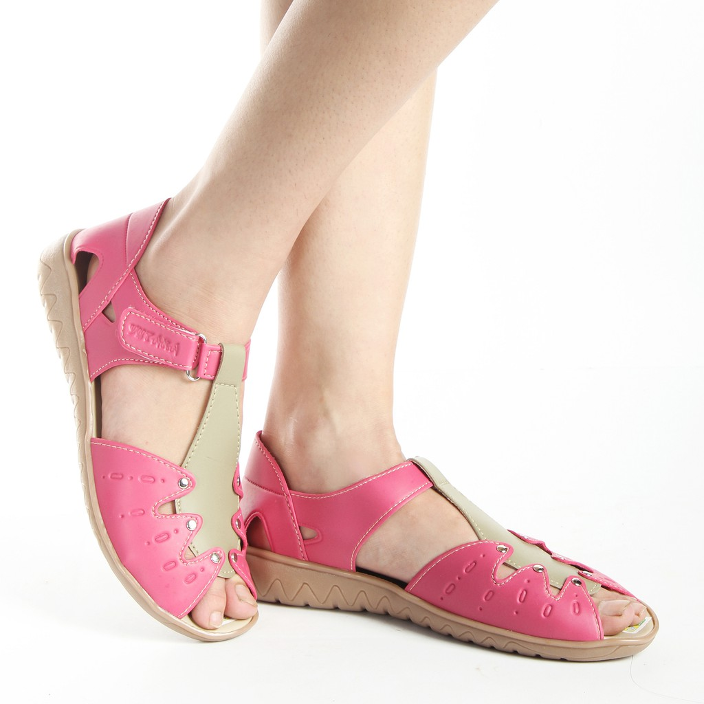 Dr Kevin Women Flat Shoes 43106 Pink Shopee Indonesia 43125 Black Hitam 39