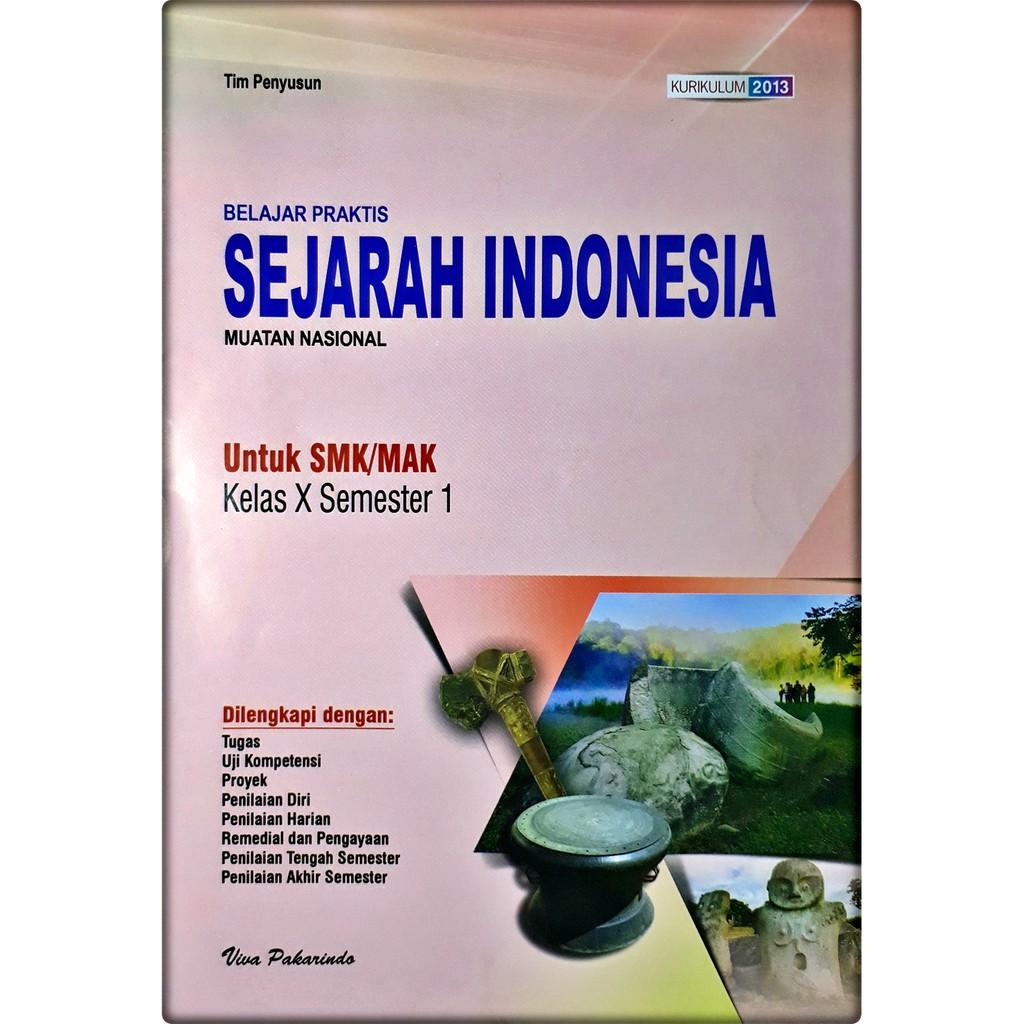 Buku Lks Sejarah Indonesia Kelas 10 Ilmusosial Id