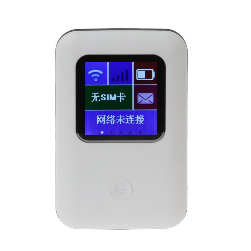 4G Lte Pocket Wifi Router Car Mobile Wifi Hotspot Broadband