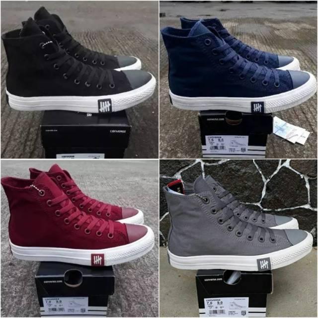sepatu converse - Temukan Harga dan Penawaran Sneakers Online Terbaik - Sepatu  Pria Februari 2019  f44a79548e