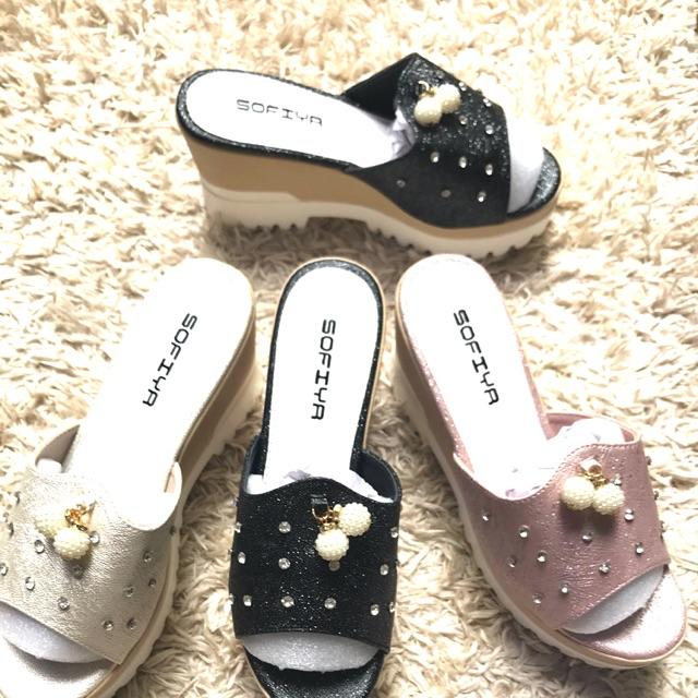 New sandal jempol sofiya paling laku  f6f7fef2a5