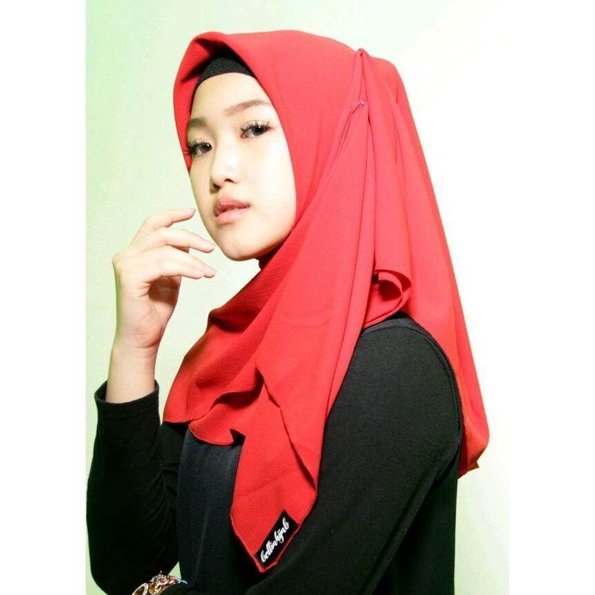 Cala pastan. Pasmina instan. Jilbab instan pastan | Shopee Indonesia