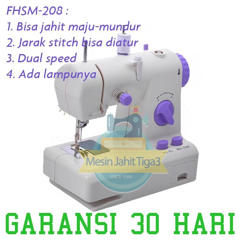 Portable Handheld Original Sewing Machine Fshm 505 Upgraded Eu Plug
