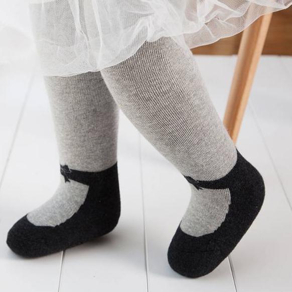 Xrf Celana Legging Bayi Newborn Anak Perempuan Stocking Legging Bayi Tertutup Legging Bayi Tebal Shopee Indonesia