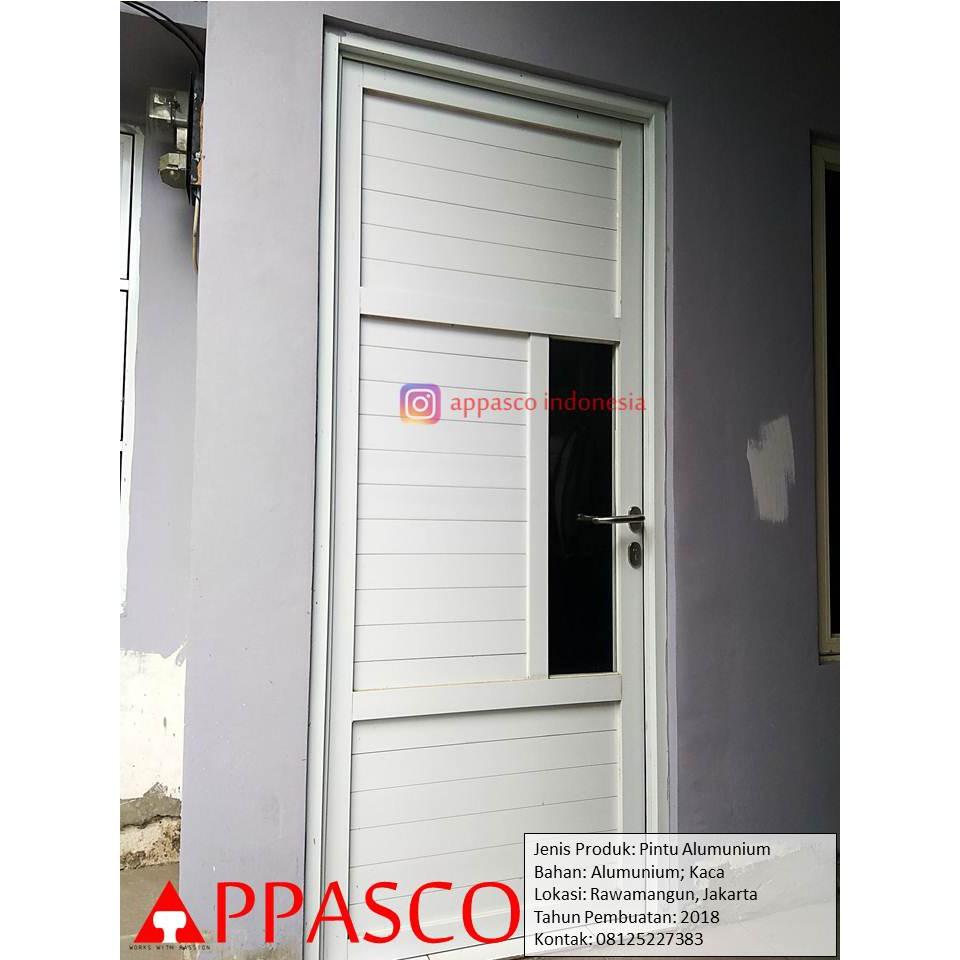 Pintu Aluminium Modif Di Rawamangun Shopee Indonesia