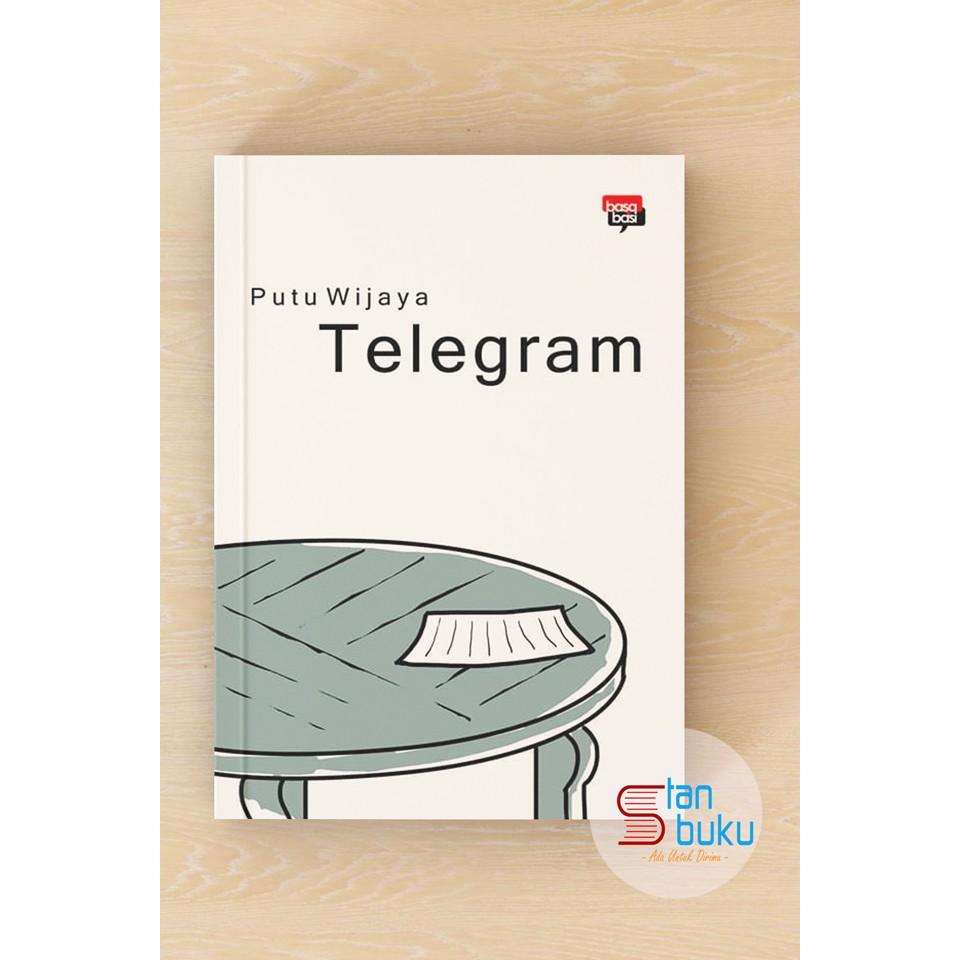 Telegram Putu Wijaya Shopee Indonesia Gerr Karya Balai Pustaka