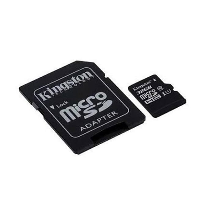 Transcend TS32GUSD300S 32GB UHS-I U1 MicroSD Memory Card