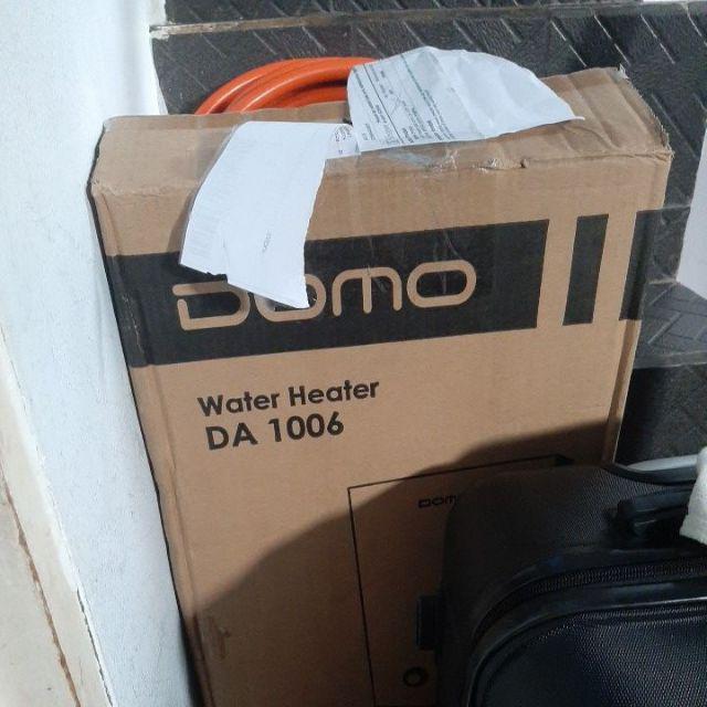 Water Heater Gas Domo Da 1006 Model Paloma Service Center