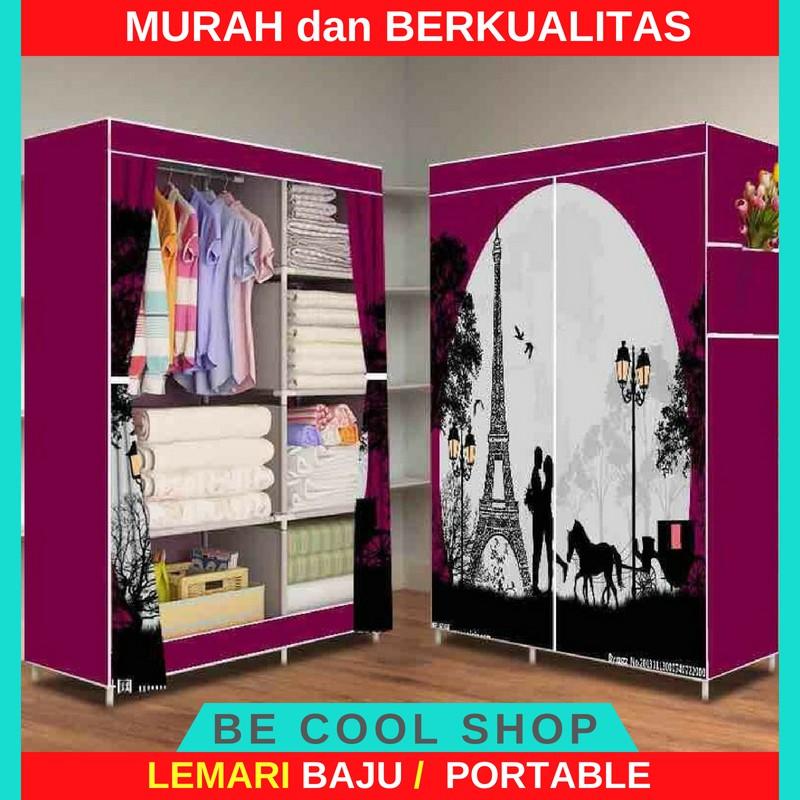 93+ Foto Desain Lemari Pakaian Portable Murah Paling Keren