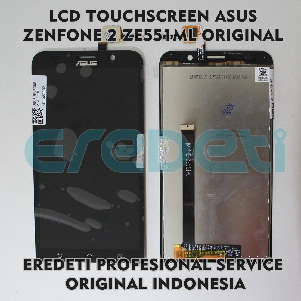 Lcd Touchscreen Asus Zenfone Go Zb552kl X007d Original Kd 002299 6 Shopee Indonesia