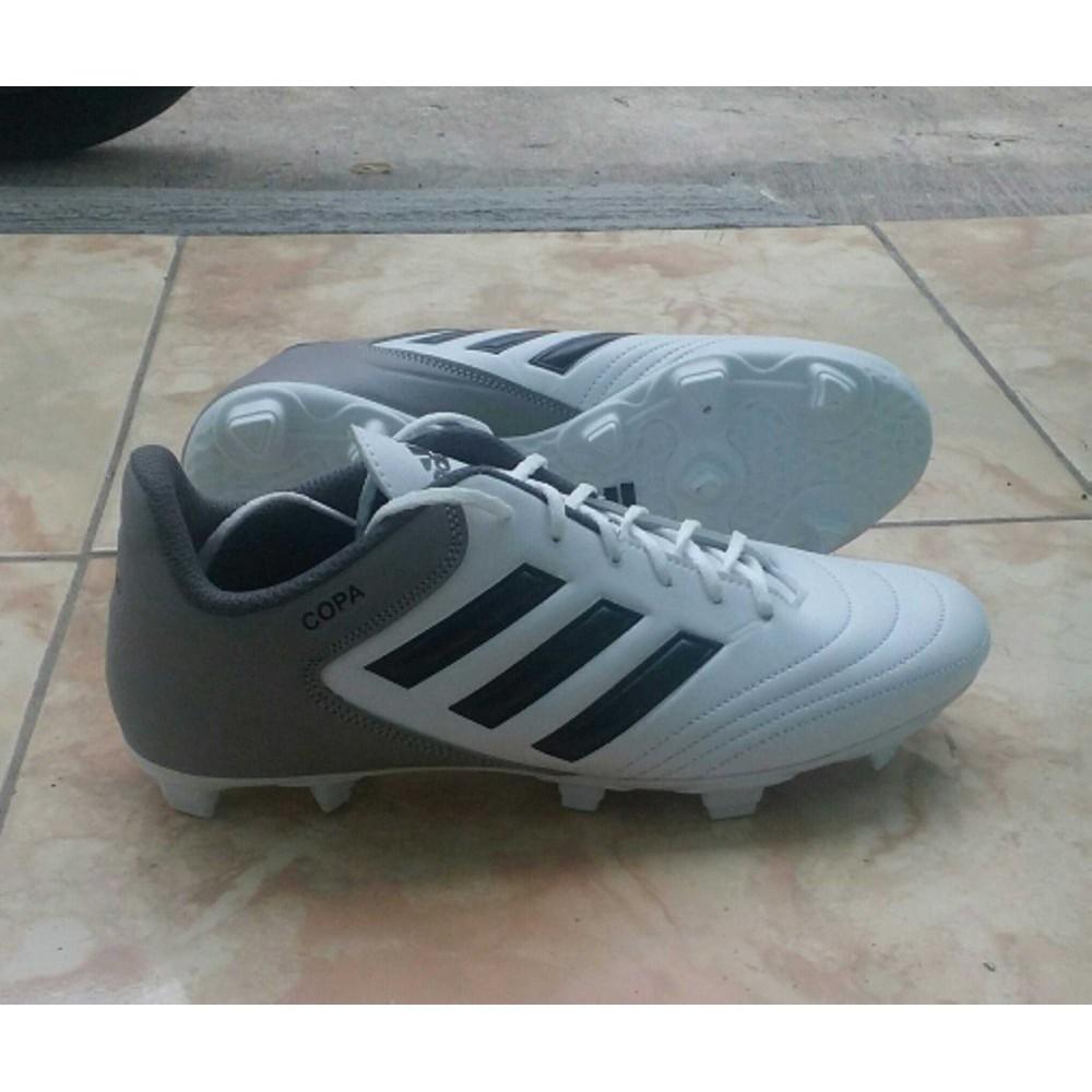 Sepatu Bola Adidas Copa Made In Vietnam Putih Abu Shopee Indonesia