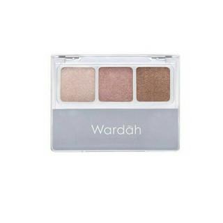 Glamouroseshop Wardah Nude Colours Eye Shadow Classic 3.3 gr thumbnail
