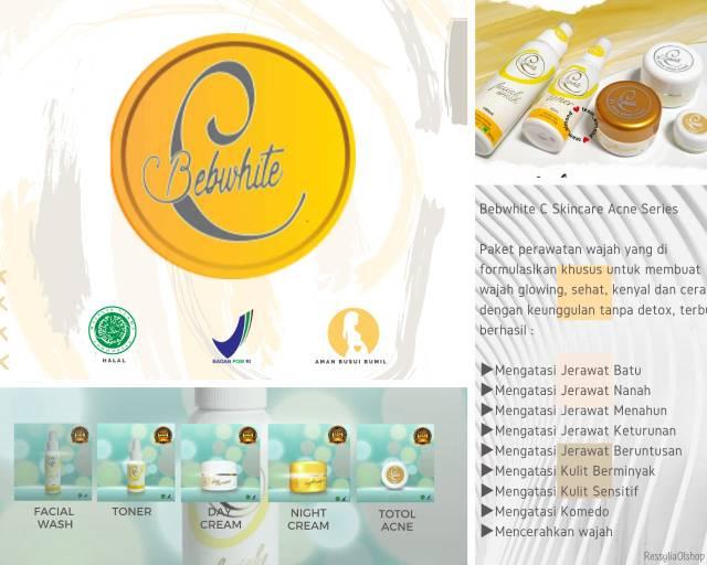 Promo Bebwhite C Bbc Skincare Shopee Indonesia