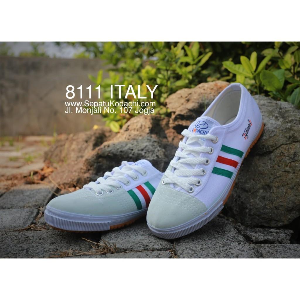 Kodachi 8111 R3 Rainbow 3 Italy Badminton Volley Running Sepatu Capung Shopee Indonesia