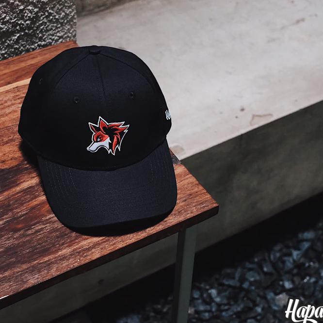 Spesial Topi Baseball   Baseball Cap   Baseball Hat Premium Murah Hitam Fox  Murah  5611721269