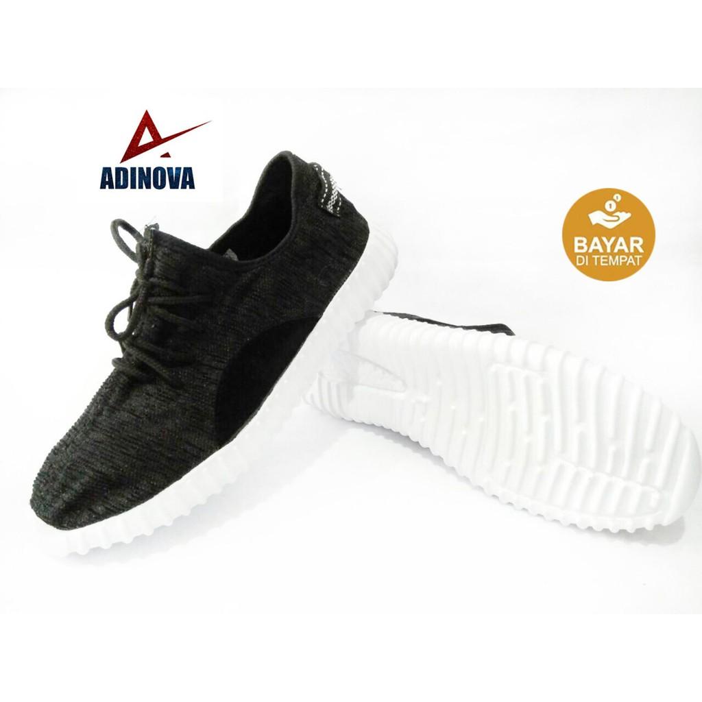 Adinova Shoes Sepatu Sneakers Pria Keren Hrcn Basketball Sport Original Ter 5373 5381 5383 Casual 5 Warna Shopee Indonesia