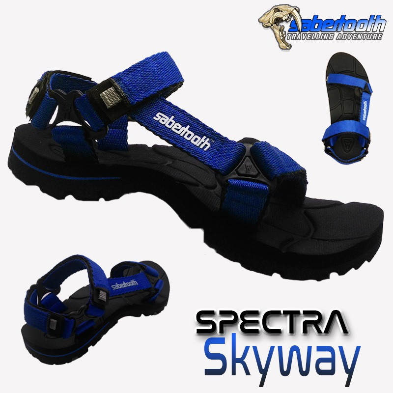 SABERTOOTH Sandal Gunung Traventure Spectra Fireball size 38 s/d 47 | Shopee Indonesia