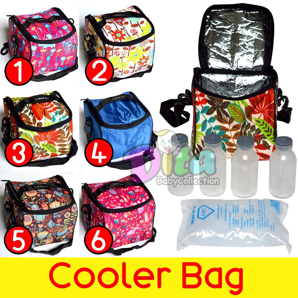 Value Pack Cooler Bag Ice Gel Ice Pack Tas Penyimpan Asi | Shopee Indonesia