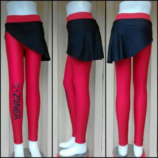 Celana Legging Rok Zumba Celana Senam Aerobik Yoga Zumba Legging Zumba Keren Celana Olahraga Shopee Indonesia