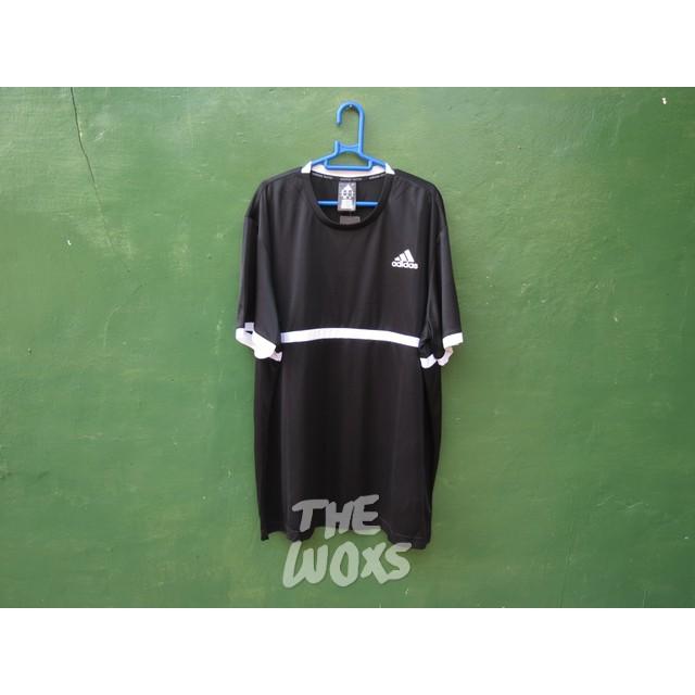 Baju Olahraga Wanita Original Reebok Wor Sw Tee Warna Merah Bahan Lembut  Elastis Polyester Spandex  82d487350b