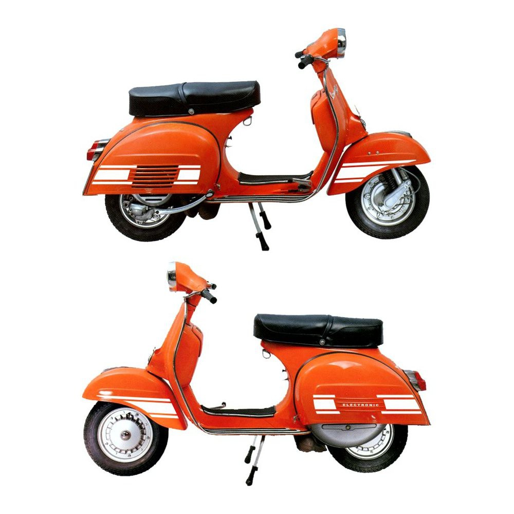 Dijual sticker cutting the beatles motor mobil vespa dll shopee indonesia
