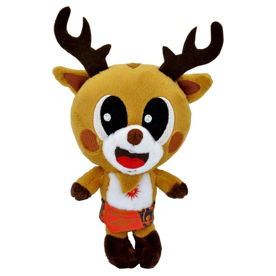 Chibiland Boneka Maskot Asian Games Atung Kawaii 12 Inch