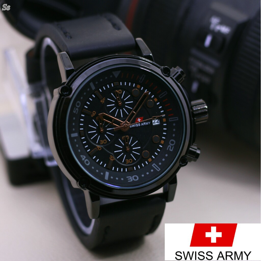Ready 5 Pilihan Warna Jam Tangan Fashion Pria Sevenfriday Leather | Shopee Indonesia