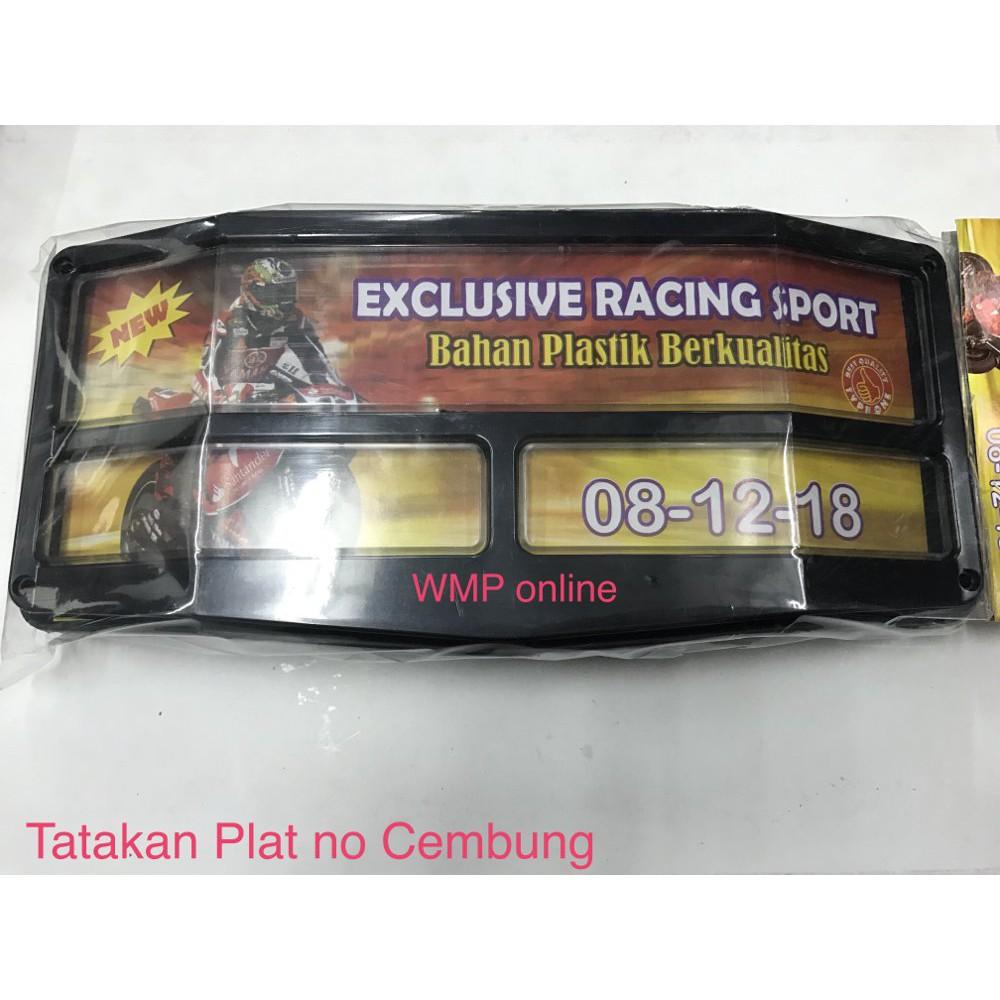 Tatakan Plat Nomer Lis Reflektor Cembung Executive Shopee Indonesia Lampu Tembak Projie U26r Mini 3 Inch Angel Bulat Running Campur