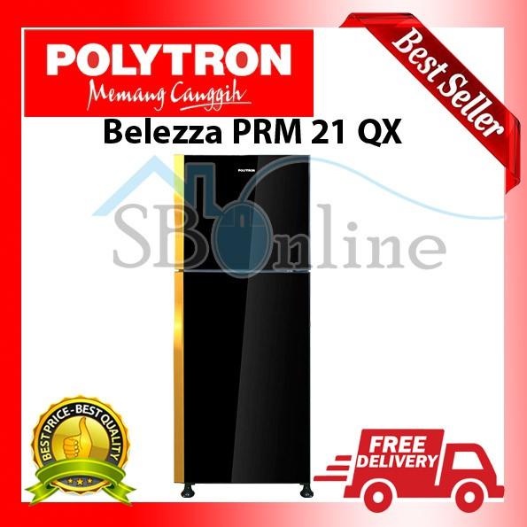 Polytron Refrigerator Belleza Prm