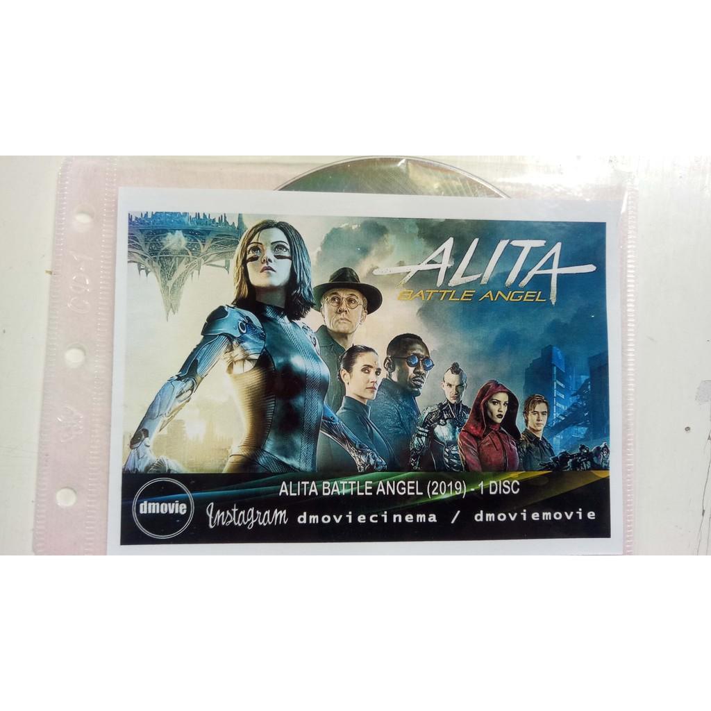 Alita Battle Angel 2019 Shopee Indonesia