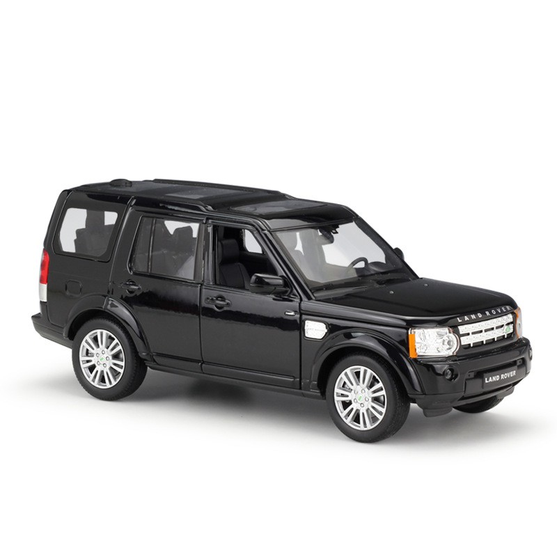 Land Rover Discovery >> Miniatur Mobil Land Rover Discovery 4 Suv Diecast Skala 1 24