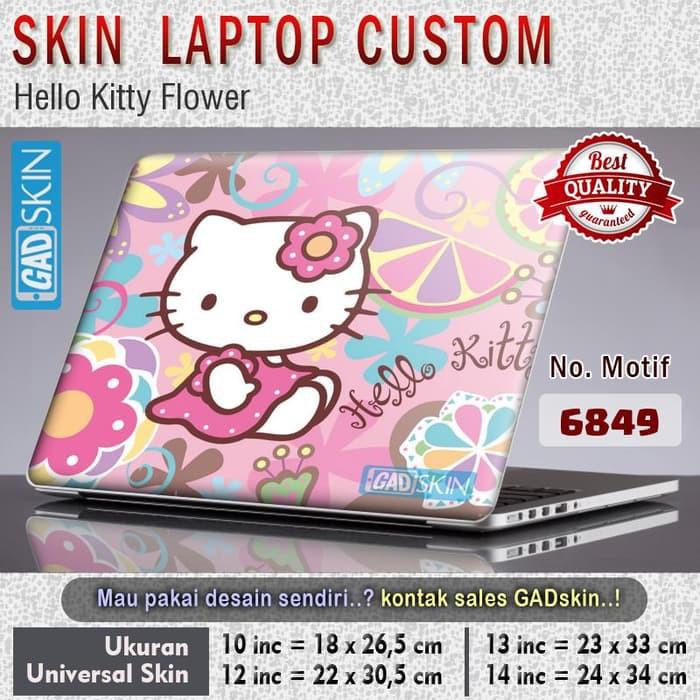 07ef063bf Garskin Skin Cover Stiker Laptop Protector Ac Custom 3 | Shopee Indonesia