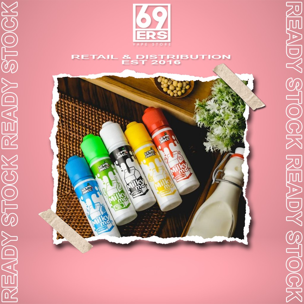 Liquid LCV juice Milky Mo Series - Liquid milk By LCVJUICE