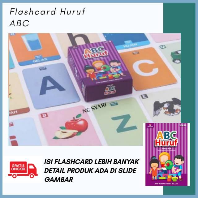 Bahan Lengkap Untuk Model Menggambar A B C D Flashcard Kartu Pintar Belajar Anak Abc Huruf Abjad Murah Terbaru Terlaris Shopee Indonesia