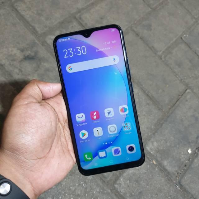 Handphone Hp Vivo Y17 4/128 Second Seken Bekas Murah | Shopee ...