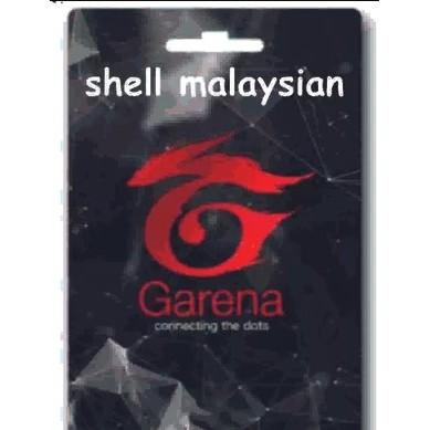 Voucher Garena Malaysia 1428 499 Shell