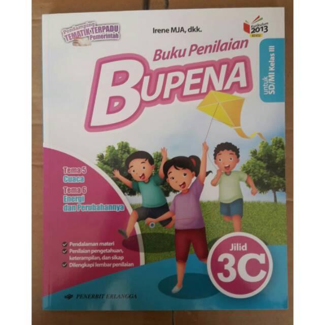 New Bupena 3c Untuk Sd Kelas 3 Semester 2 K13n Shopee Indonesia