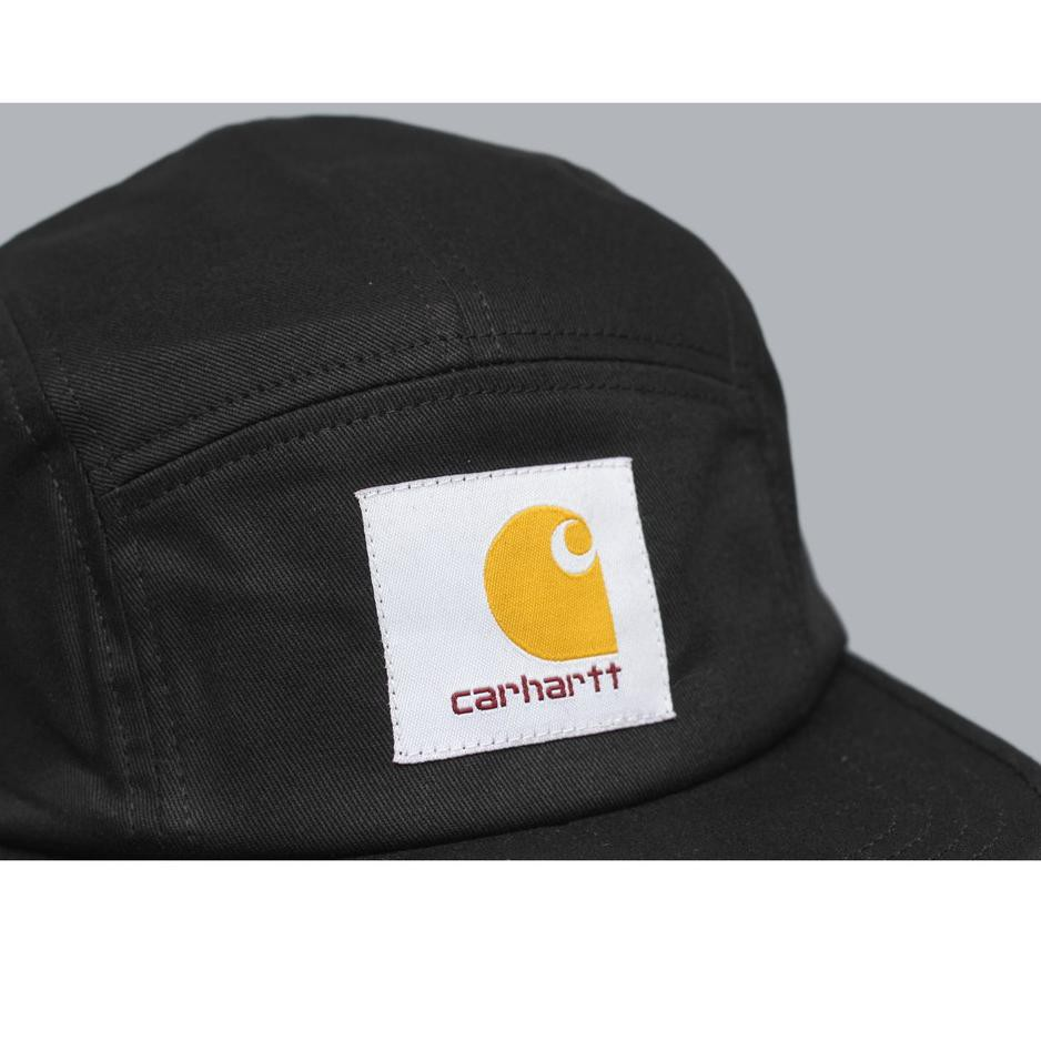 Discount Today Topi 5 Panel Carhartt WIP Backley Full Tag Import Quality ✈